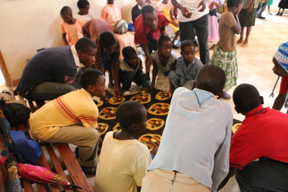 Malawi Teens to Share Art at Sick Kids Global Child Health Day