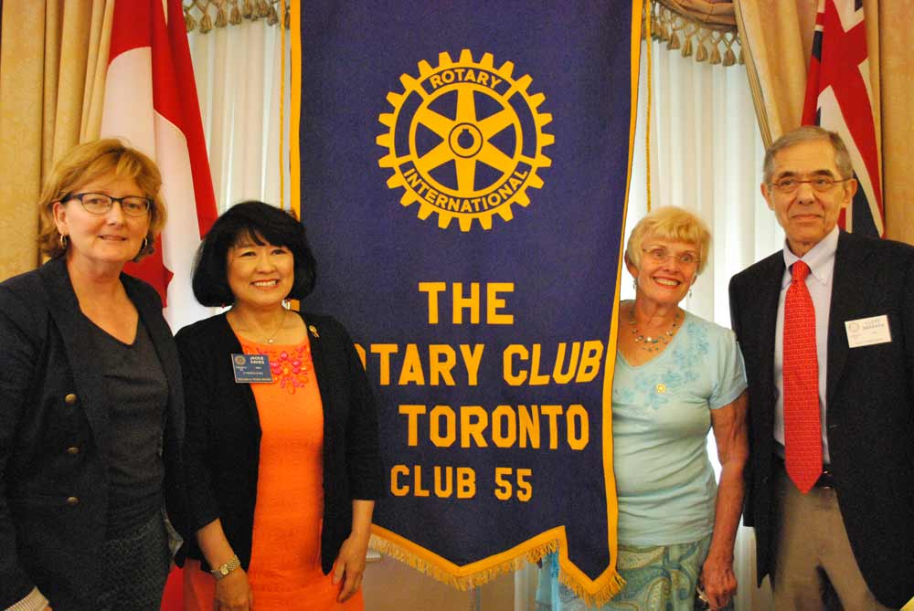 10 Years of Rotary Support