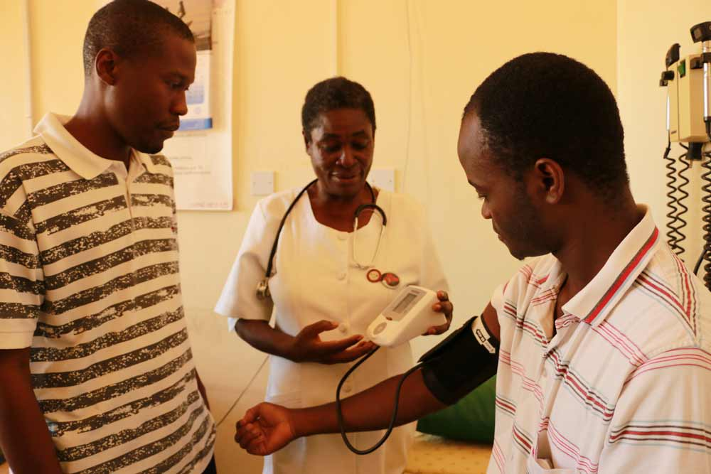 Safeguarding Malawi's health care workforce