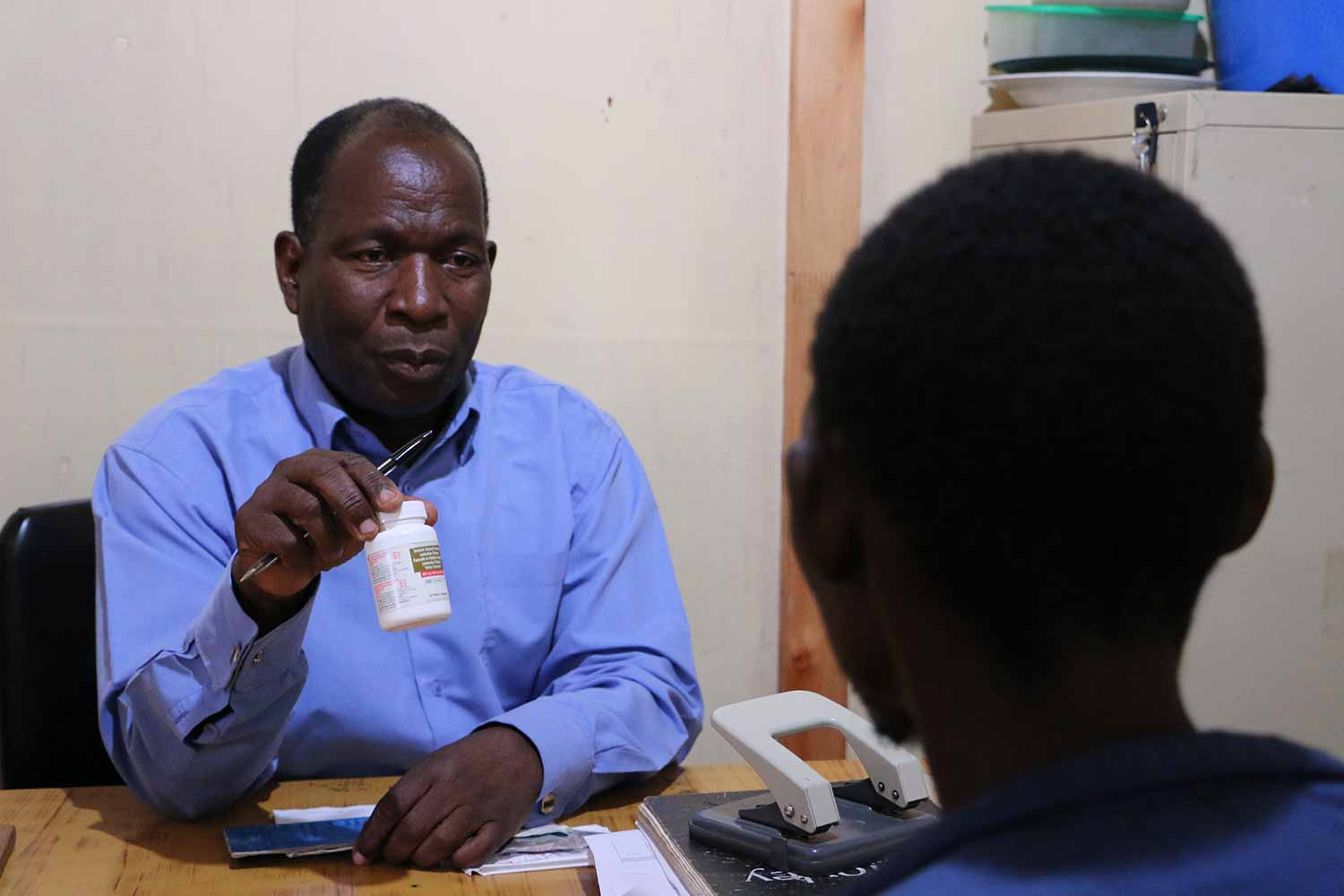 New integrated TB/HIV clinic brings critically needed care to overlooked area