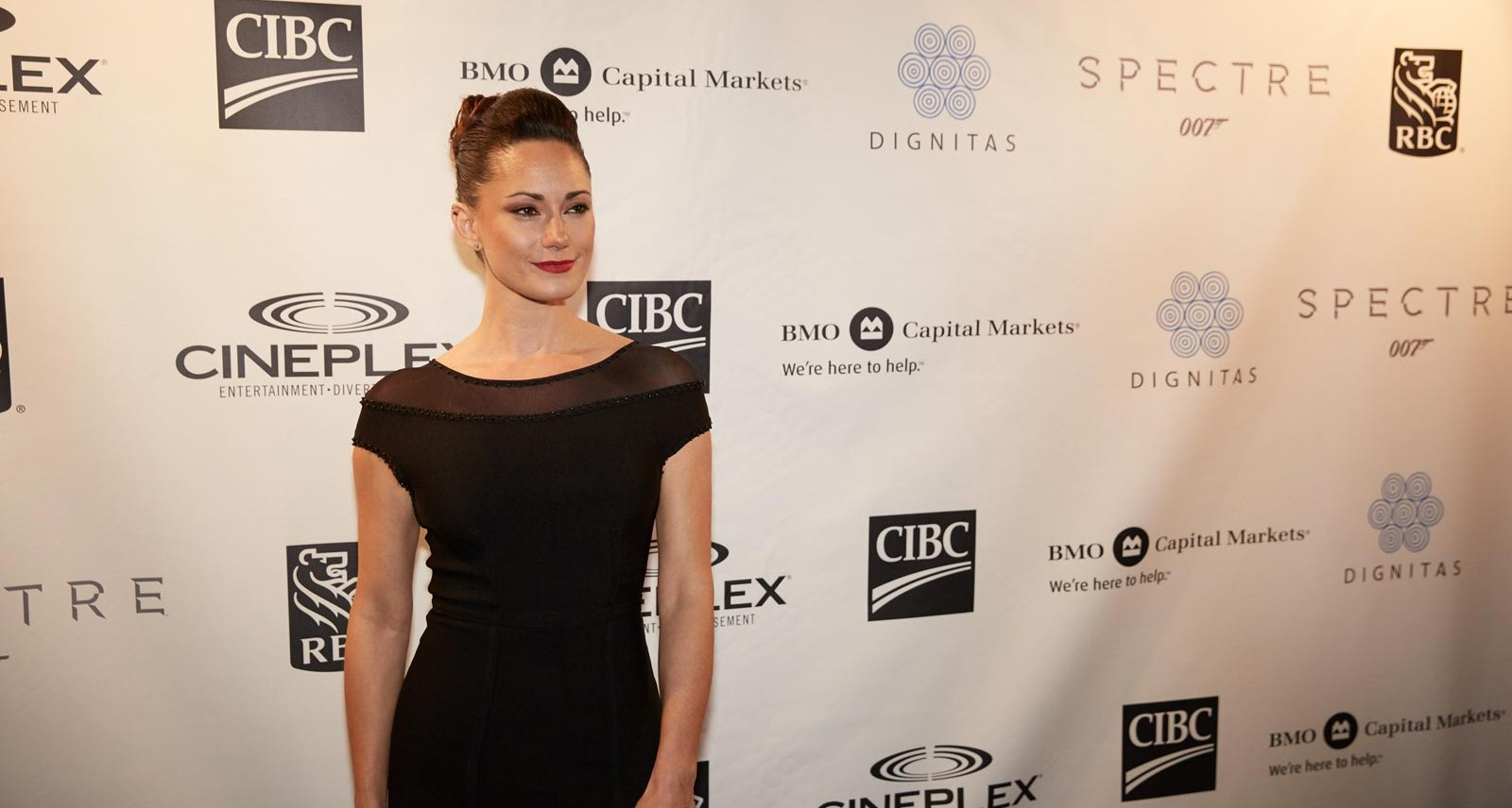 Man About Town: Dignitas International's 'Spectre' Screening
