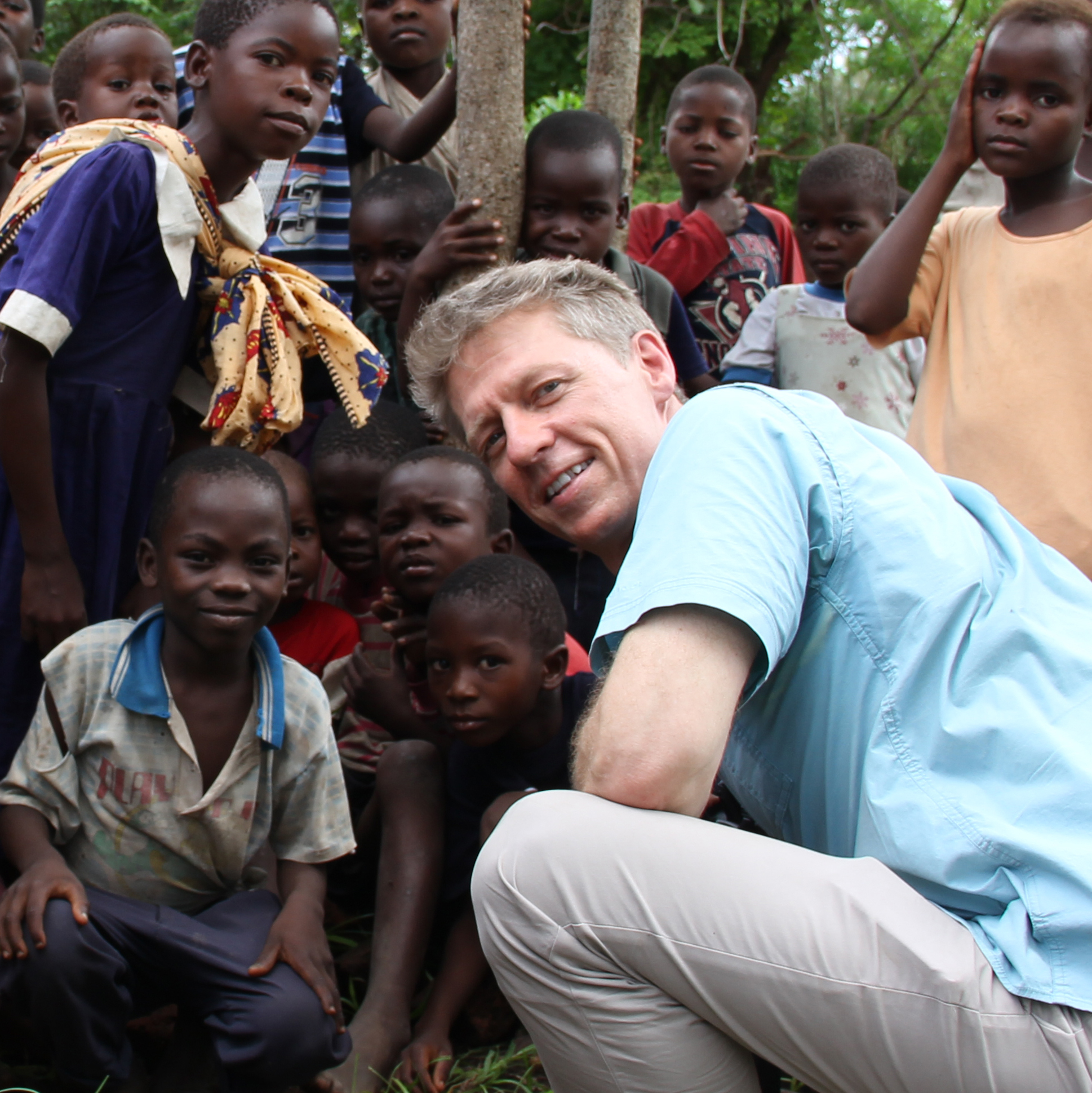 Dr. James Orbinski Donates Prize Winnings to Dignitas