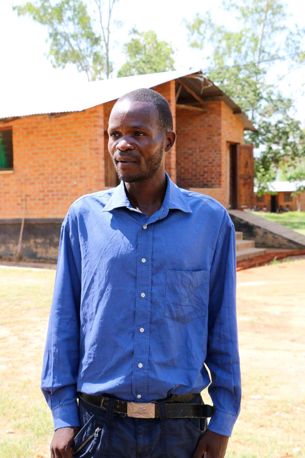 HIV+ Expert Patient Inspired to Help His Country
