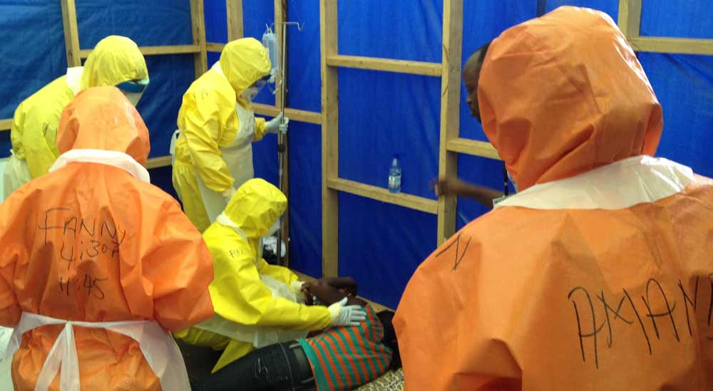 Ebola Response: Q&A with Dr. Adrienne Chan
