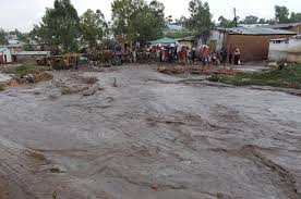 Aftermath of the Malawi Floods