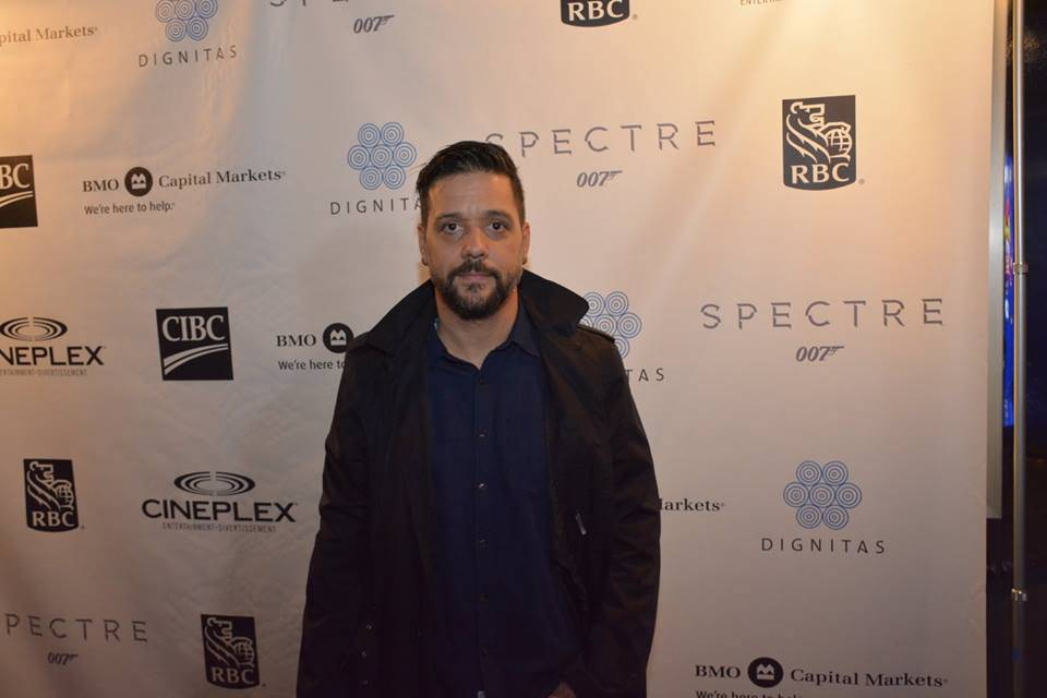 """Spectre"" Movie Premiere@Scotia Bank Theatre+007 After Party@Drake One Fifty"