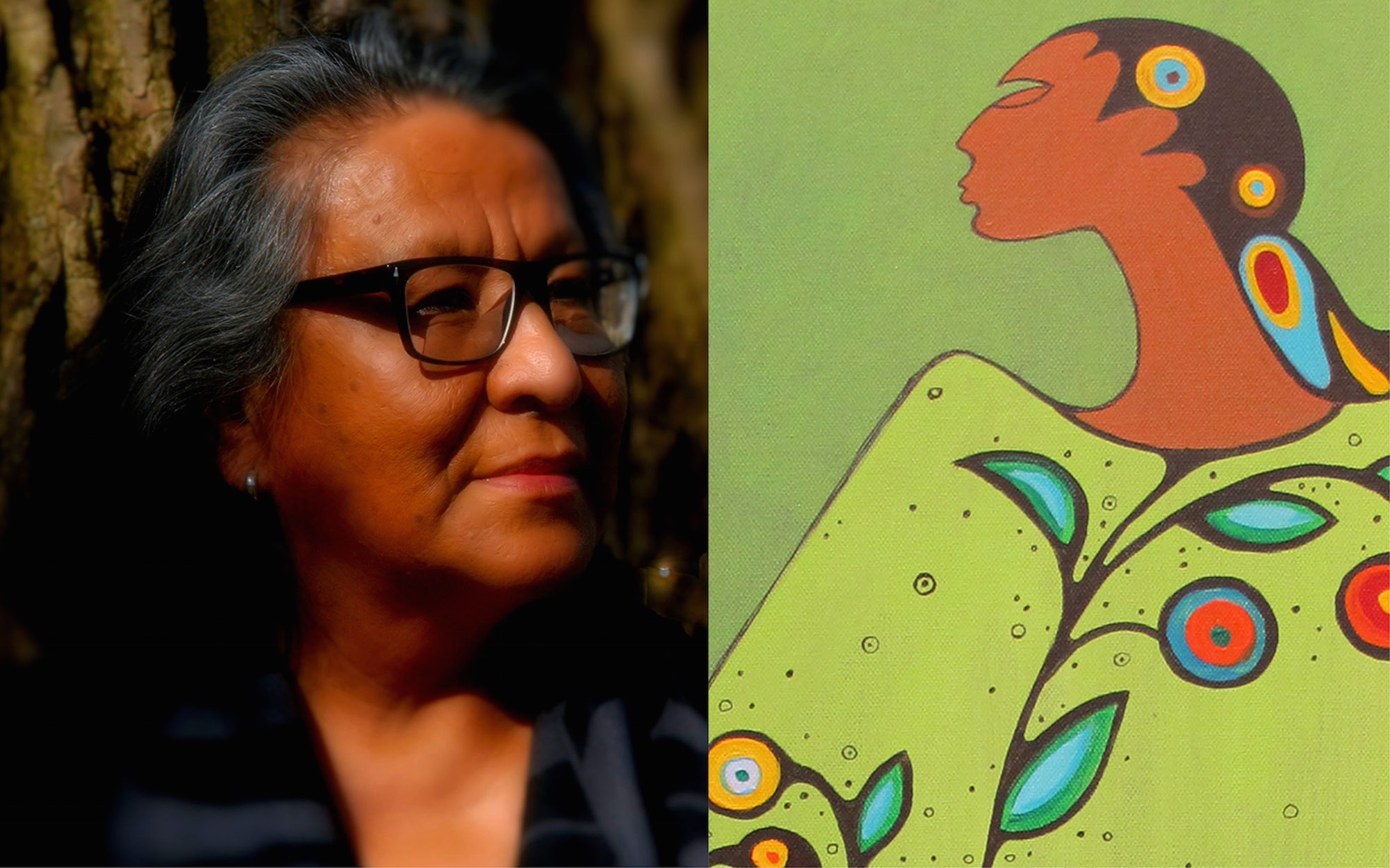 Renowned Artist Donates Artwork Proceeds to Indigenous Health