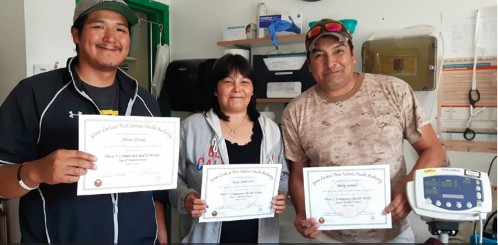 Diabetes CHW Project Certifies Workers