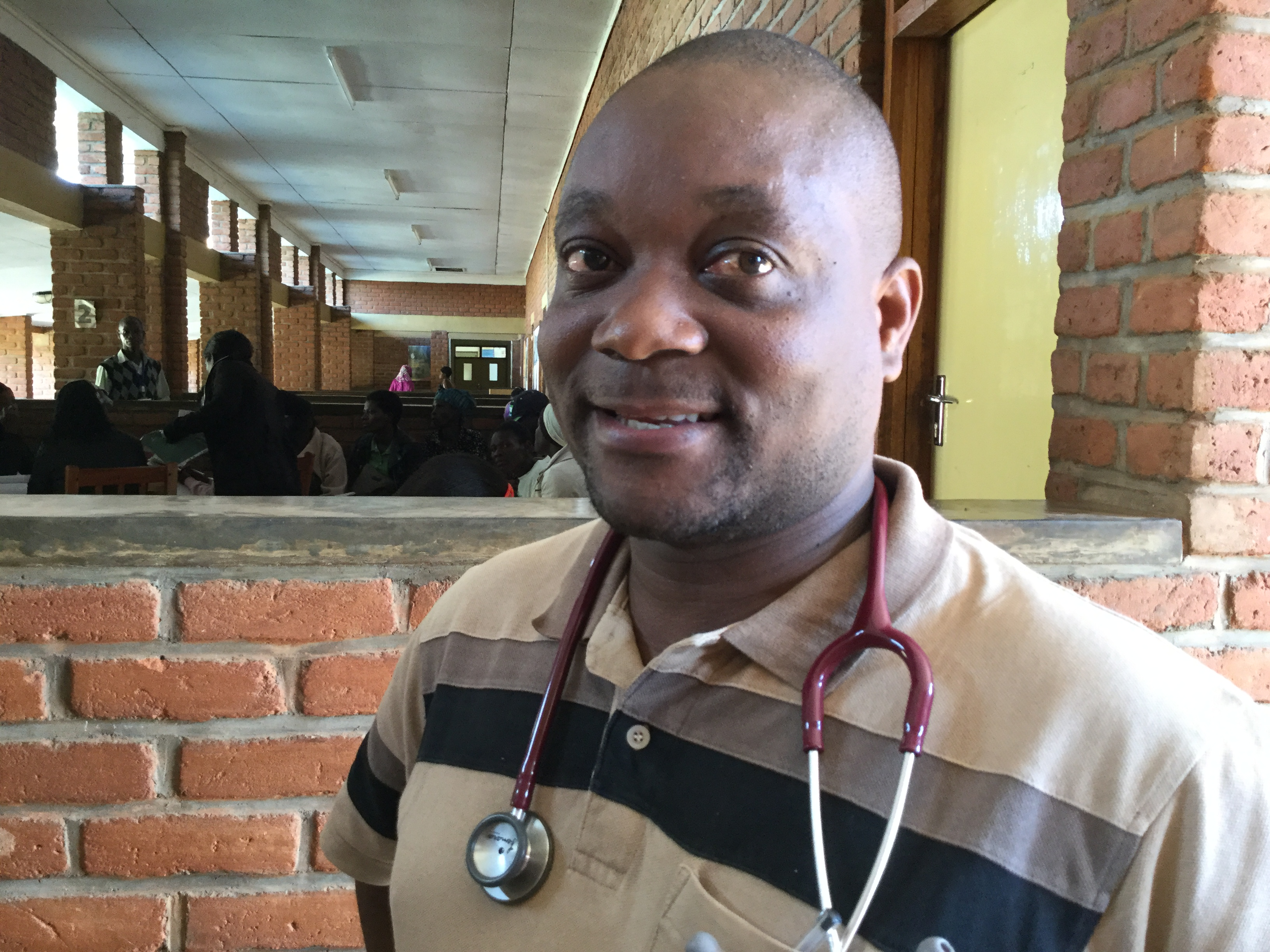 Fighting the spread of HIV in Malawian prisons