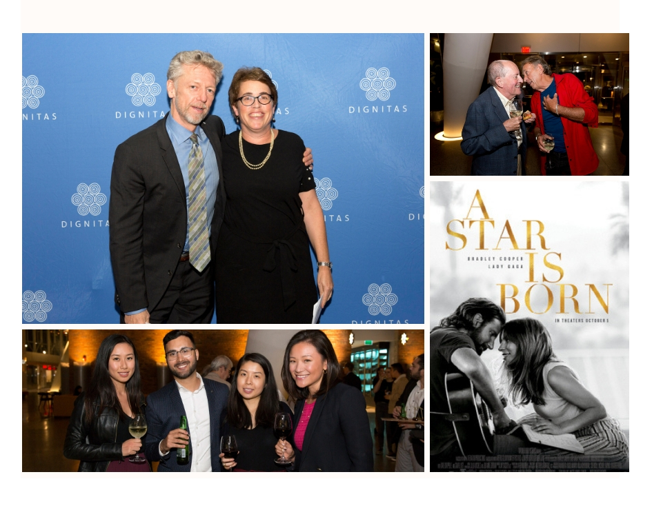 A Star is Born: Charity Film Screening Drives Dignitas International's Mission